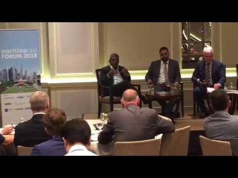 Maritime CEO Forum 2018 Digital on Deck