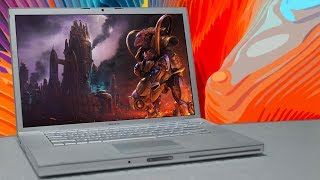 Gaming on a 2008 MacBook Pro in 2018