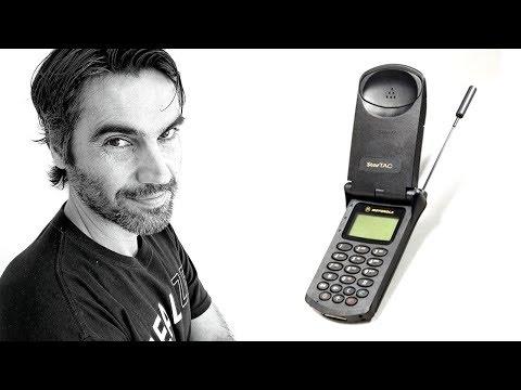 Motorola StarTac, De 1996 | Retro Review En Español