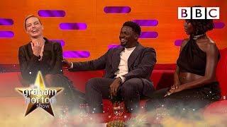 When Daniel Kaluuya's accent lie backfired! | The Graham Norton Show - BBC