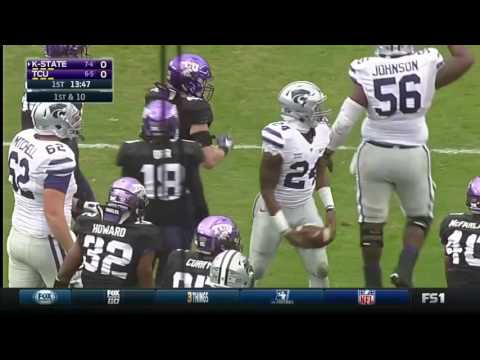 2016 TCU vs Kansas State