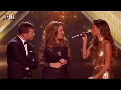 Sam Bailey sings And I'm Telling You with Nicole Scherzinger   Live Week 10   The X Factor 2013