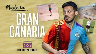 MADE IN GRAN CANARIA | David Silva Documentary Trailer