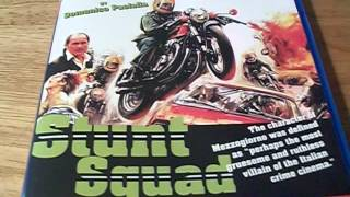 Stunt Squad Blu-ray Review