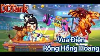 Garena DDTank:Combo Vua Điện Kết Hợp Pet Rồng Hồng Hoang Và 1 Số Lỗi Cơ Bản