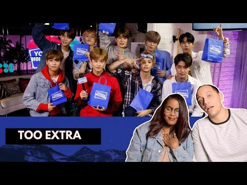 NCT 127 HAVING A GOOD TIME IN USA REACTION (NCT REACTION)