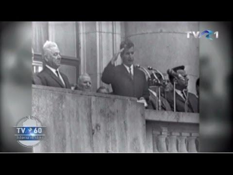 TVR 60: Discursul lui Nicolae Ceauşescu după invazia Cehoslovaciei din 1968