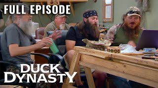 Duck Dynasty: Full Episode - Going Si-ral (Season 4, Episode 9) | Duck Dynasty
