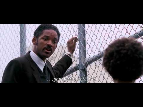 Inspirational Quote from the movie: The Pursuit of Happyness