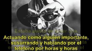 MF DOOM -  Let me Watch (Subtitulado Español)