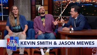 Kevin Smith and Jason Mewes Explain Why