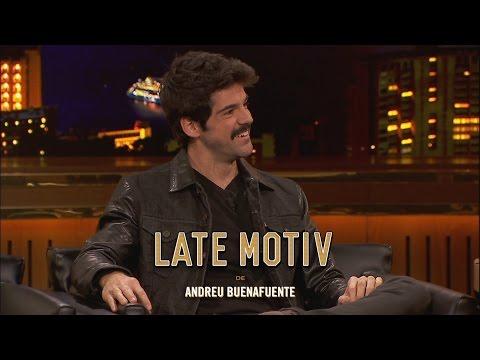 LATE MOTIV - Entrevista con Miguel Ángel Muñoz    #LateMotiv25