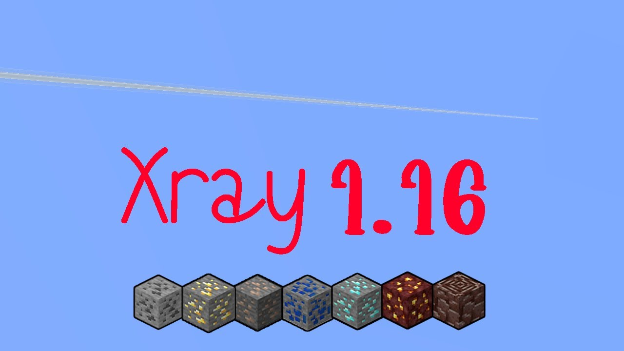 Minecraft Xray Pack 1111.111111.1111 Tlauncher - YouTube