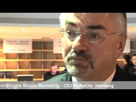 Jürgen Bruns-Berentelg - CEO HafenCity Hamburg GMB