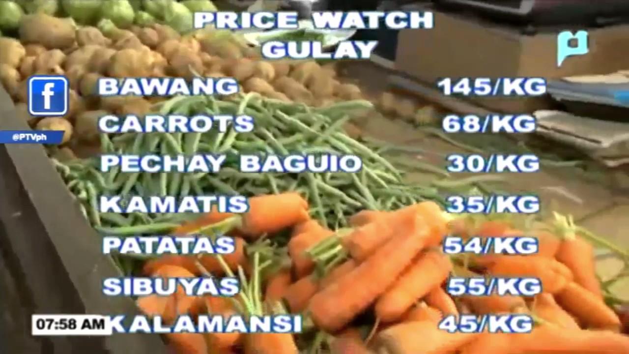 PRICE WATCH: Star Market, Novaliches