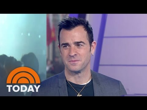 Justin Theroux: I Got To Write My Own 'Zoolander 2' Character | TODAY