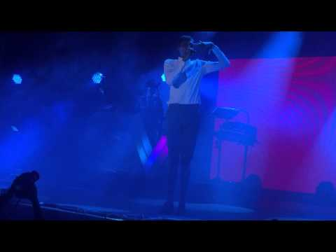 Kanye Surprise at Stromae Coachella Weekend 2 Alors On Danse