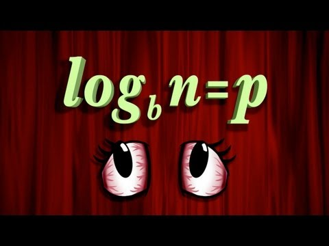 Video image: Logarithms, explained - Steve Kelly