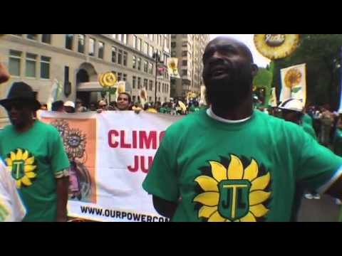 People's Climate March: Climate Justice