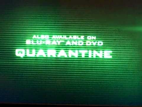 Quarantine 2 Terminal Trailer