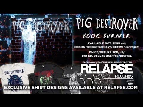"""PIG DESTROYER - """"Baltimore Strangler"""""""