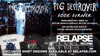 "PIG DESTROYER - ""Baltimore Strangler"""