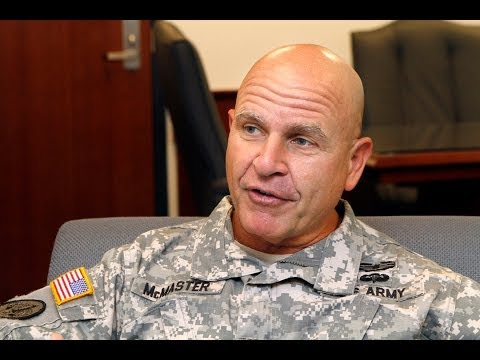 Preview Maj Gen HR McMaster interview