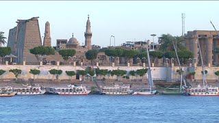 Égypte, DESTINATION TOURISTIQUE DE L'ANNÉE 2019