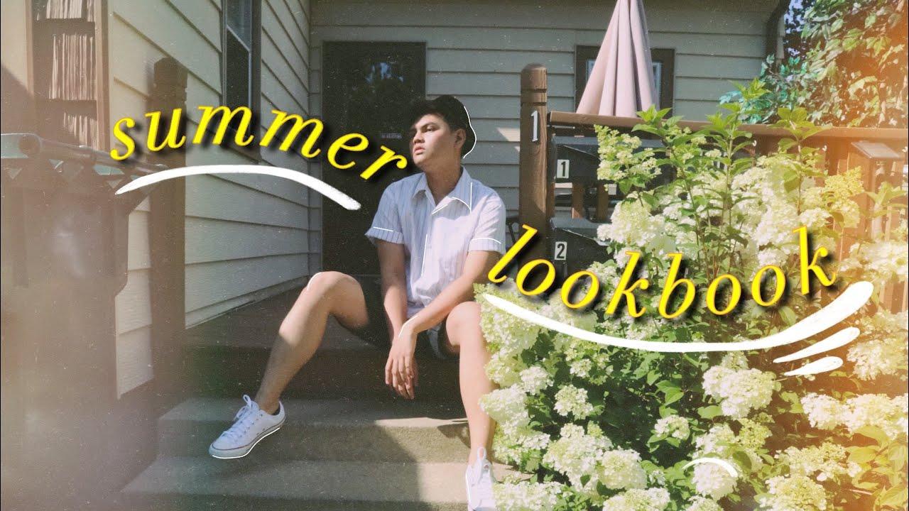 [VIDEO] - summer lookbook 2019 | mens fashion ideas 4