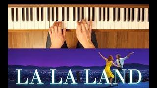 Another Day of Sun (La La Land) [Easy-Intermediate Piano Tutorial]