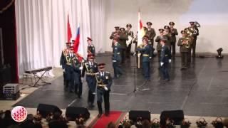 Конкурс военный песен прошел во Владикавказе