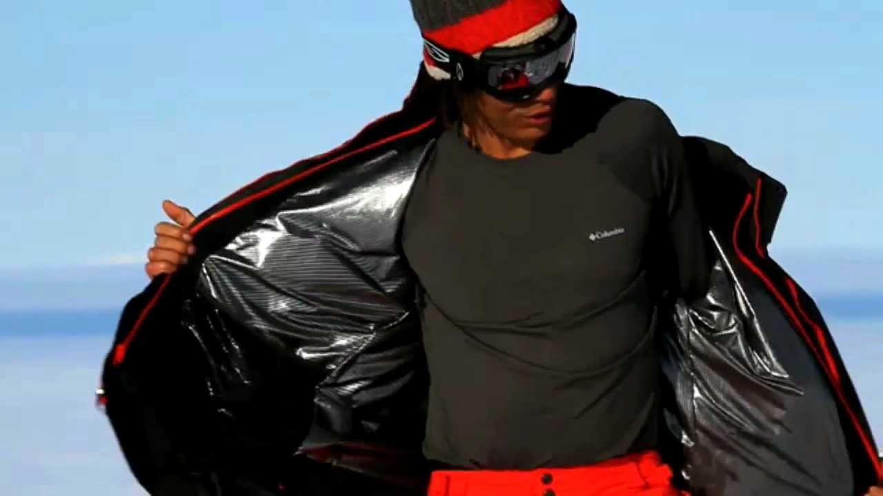 Columbia Omni-Heat Technology - YouTube 7c1a65707a206