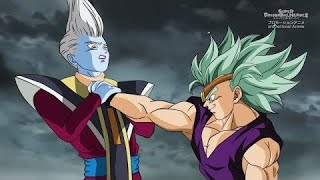 DBS 2: 'Moro vs Goku Ultra Instinto'  Enemy Invencible
