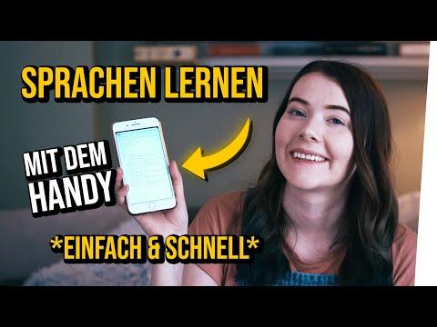 SPRACHEN LERNEN - mit diesen Apps eine neue Fremdsprache lernen?   meine TIPPS