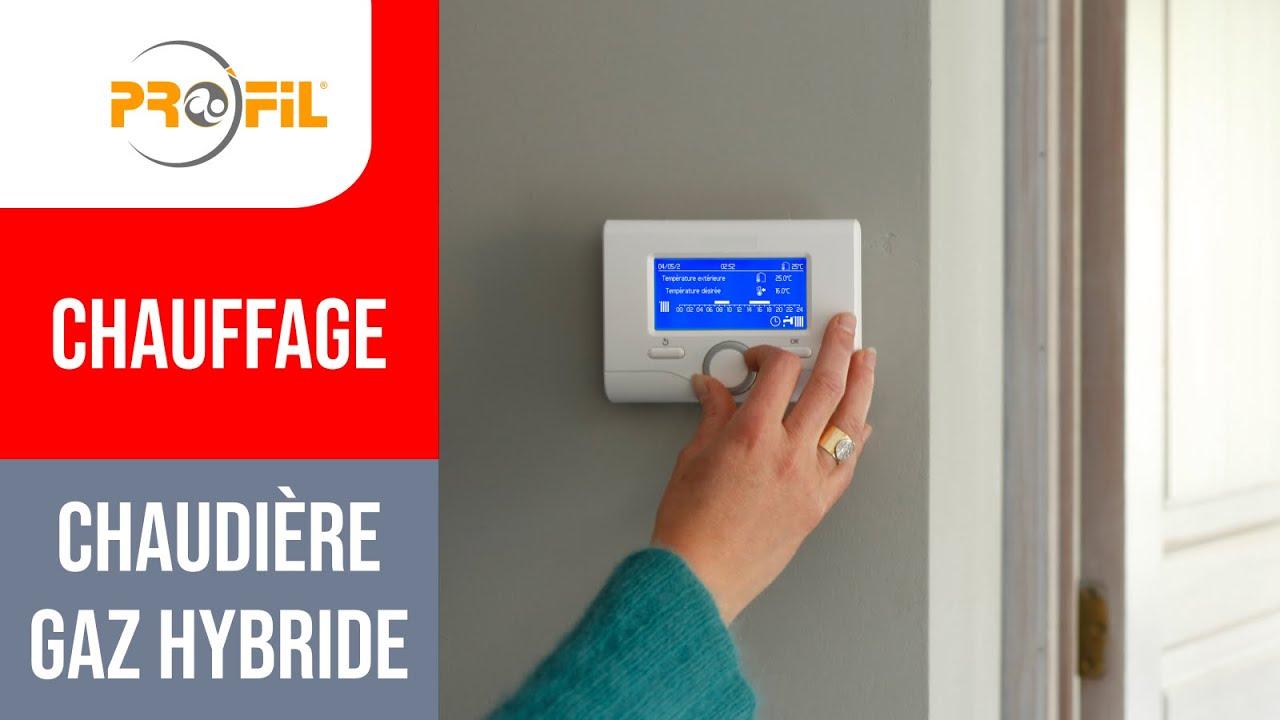 Comment installer une chaudi re gaz hybride youtube - Comment allumer une chaudiere ...