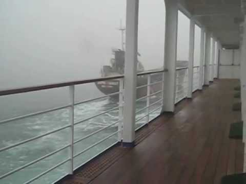 Silver Seas Silver Shadow Collision With Anphu Khang07 Haiphong Vietnam