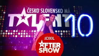 AFTER SHOW #10 – ČESKO SLOVENSKO MÁ TALENT 2019