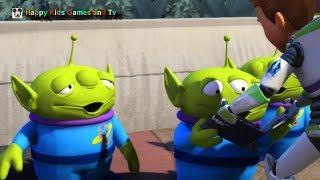 Disney - Disneyland Adventures - Rescue The Alien Survivors - Episode 51 - Happy kids Games And Tv