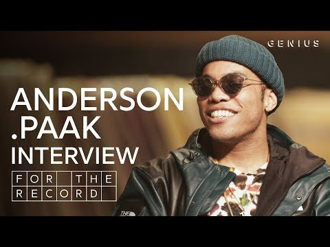 Anderson  On 'Oxnard,' Advice From Dr. Dre, And His Tribute To Mac Miller | For The Record