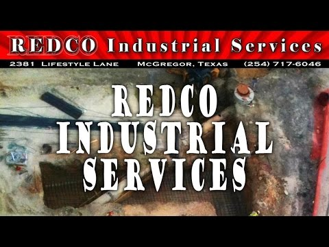 REDCO Industrial Services - Owens Illinois - Waco, Texas