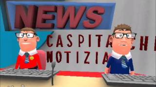 Muvizu Cartoons: News caspita che notizia