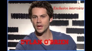 Dylan O'Brien On Being An Emotional Kid And Singing To The Spice Girls
