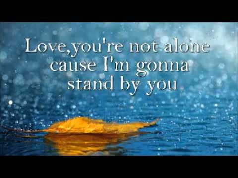 Rachel Platten Stand By You Lyrics
