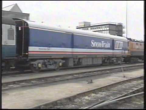 Railscene 1989: British Rail