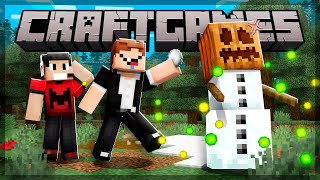 Farm de XP com Boneco de NEVE! - Craft Games 203