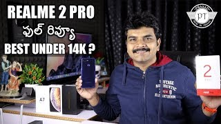 Realme 2 Pro Review With Pros & Cons ll in telugu ll