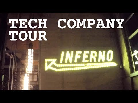 Two Nerds Visit the Coolest SF Tech Startup Ever