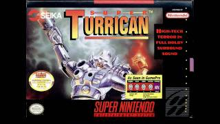 Super Turrican (SNES) Ending / Credits Music