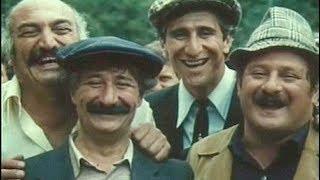 """Грузинский Юмористический Фильм """"Самые Быстрые в Мире"""", 1985. Грузинский Фильм из Анекдотов"""