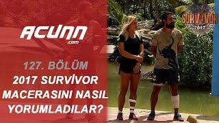 Yarışmacılar 'Survivor 2017' Macerasını Na